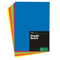 Dayglo Paper Range