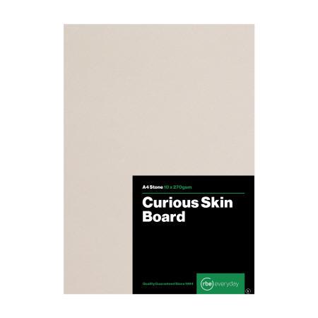 Curious Skin Stone Board