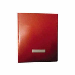 Aircraft Document Folder - Orange
