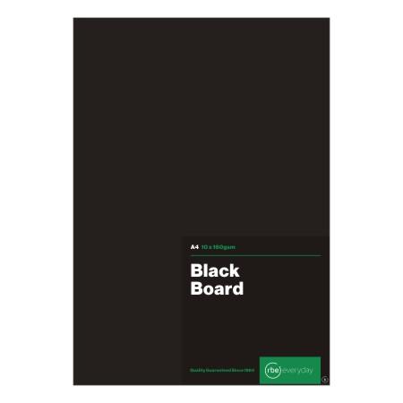 Black Board A4