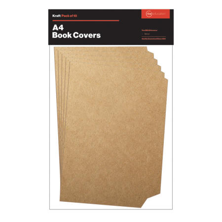 Kraft Book Covers