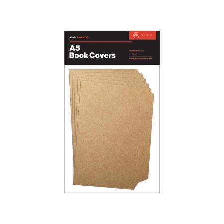 Kraft Book Covers a5