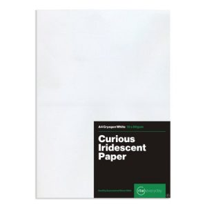 Curious Iridescent Cryogen White Paper