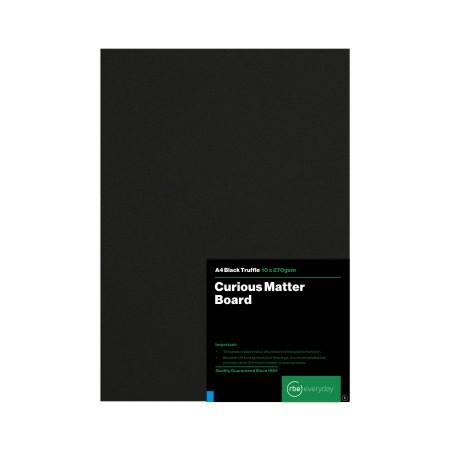 Curious Matter Black Truffle Board