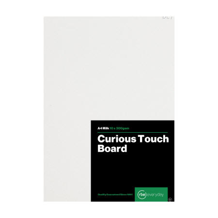 Curious Touch Milk Board