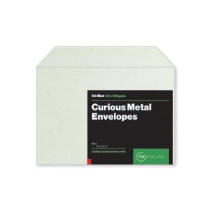 Curious Metal Mint C6 Envelopes