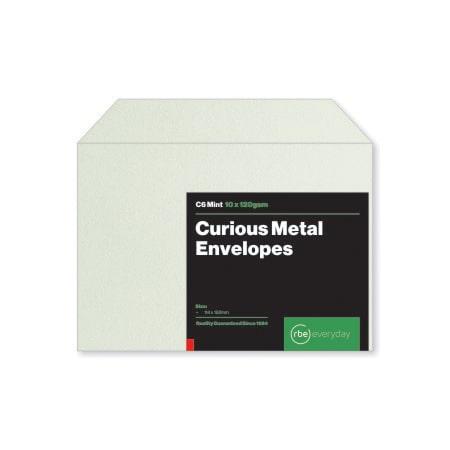 Curious Metal Mint C6 Envelopes