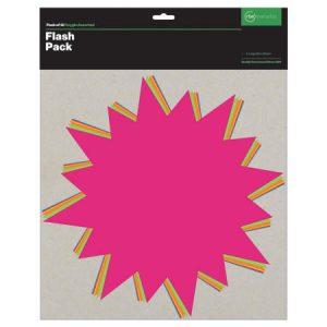 Extra Large Flash Packs