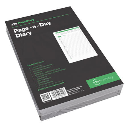 A5 Page-a-Day Diary Refill