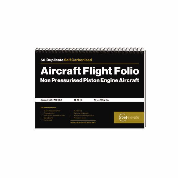 Aircraft Flight Folio
