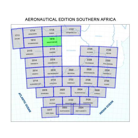 Grootfontein Aviation Map