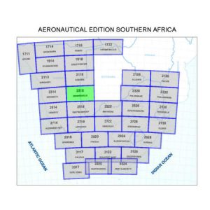 Leonardville Aviation Map