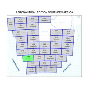 Springbok Aviation Map