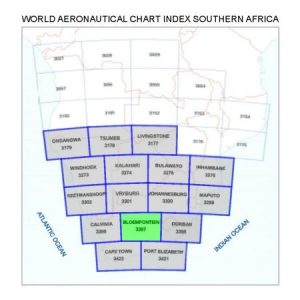 Aeronautical Maps 1:1000 000 - RBE Stationery Manufacturers