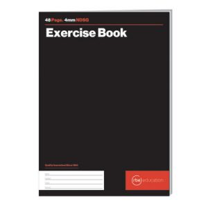 NDSG Exercise Book A4