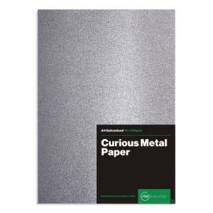 Curious Metal Galvanised Paper