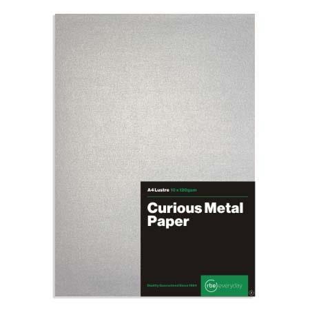 Curious Metal Lustre Paper