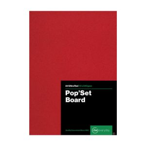 Popset Ultra Red Board