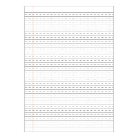 Speckled Guideline Exercise Book Inside Form