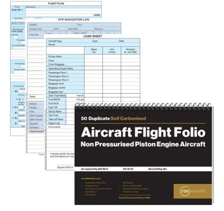 Aviation Books & Pads Category Link