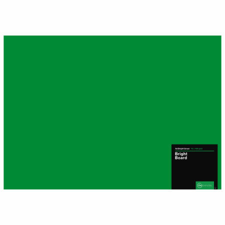 Bright Green Board A2