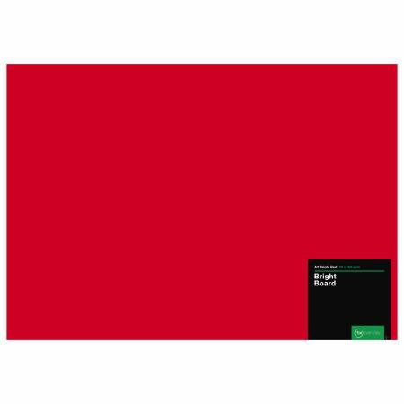 Bright Red Board A2
