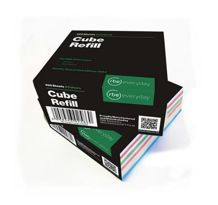Cube Refill - Categories