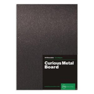 Curious Metal Chocolate Board