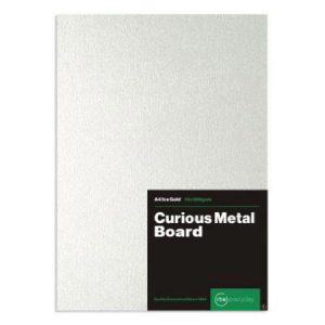 Curious Metal Ice Gold Board
