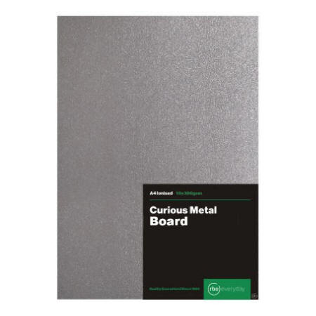 Curious Metal Ionised Board
