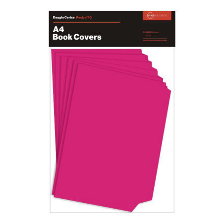 Dayglo Cerise Book Cover