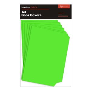 Dayglo Green Book Cover