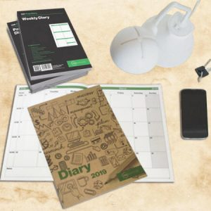 Diary's, Calendars & Planners