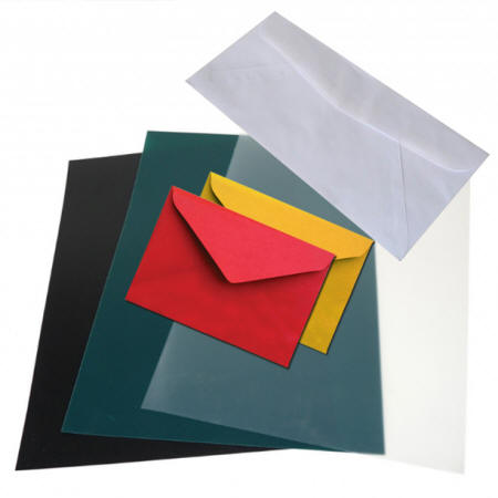 Paper Board & Envelopes - Categories