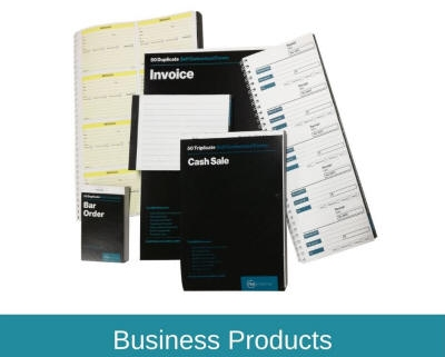 Business Products Books & Pads