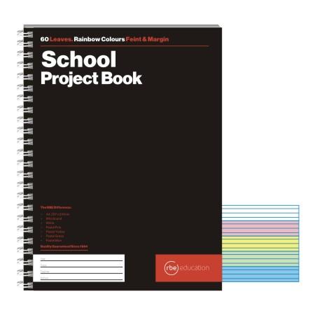 School Project Books