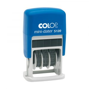 Colop Mini Dater S120 Dater Stamp
