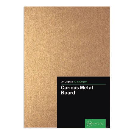 Curious Metal Cognac Board
