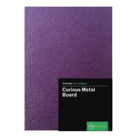 Curious Metal Violet Board
