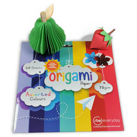 Origami Paper with instructions