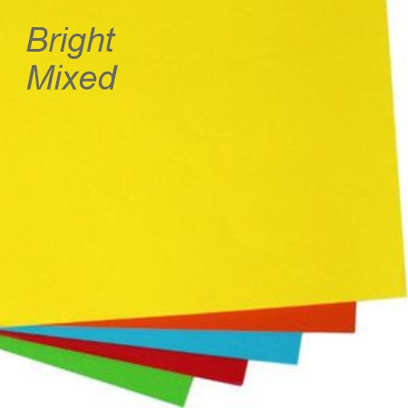 Bright Mixed or Assorted Paper Board