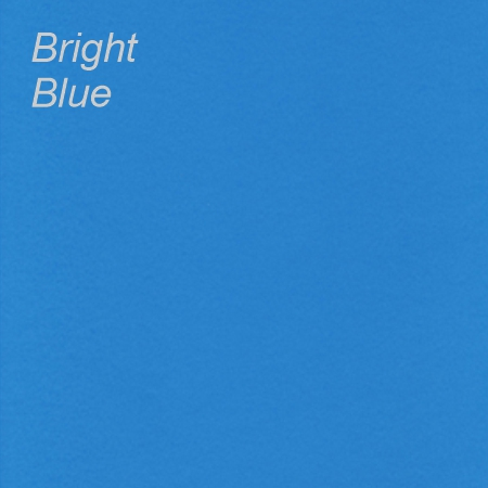 Bright Blue Paper & Board