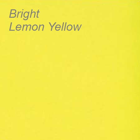 Bright Yellow Paper & Board