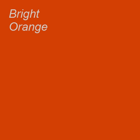 Bright Orange Paper & Board