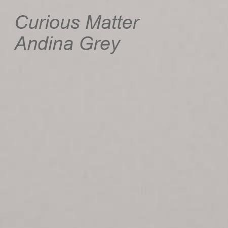 Curious Matter Andina Grey
