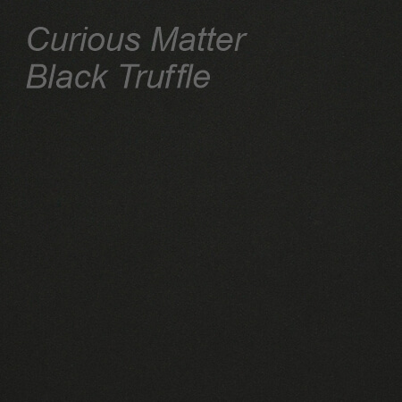 Curious Matter Black Truffle Colour Swatch