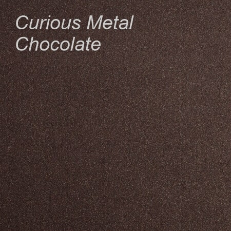 Curious Metal Chocolate