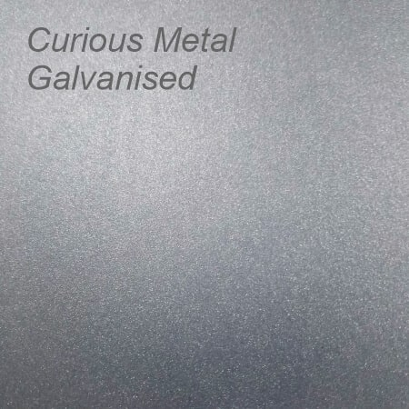 Curious Metal Galvanised