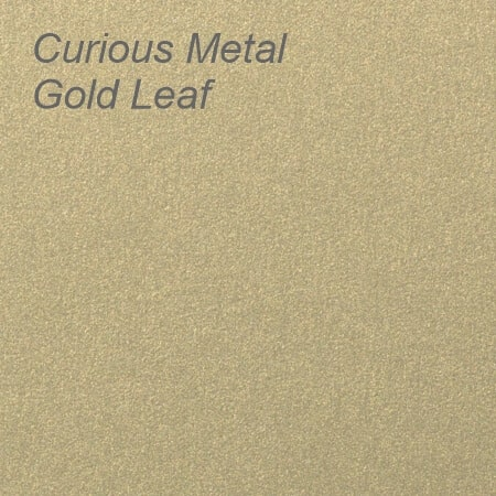 Curious Metal Gold Leaf