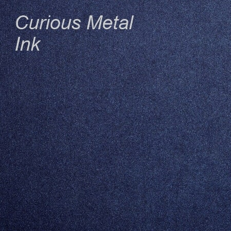 Curious Metal Ink